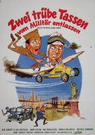 Buck Privates Come Home - German Movie Poster (xs thumbnail)