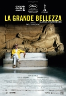 La grande bellezza - Romanian Movie Poster (xs thumbnail)