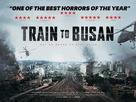 Busanhaeng - British Movie Poster (xs thumbnail)