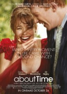 About Time - New Zealand Movie Poster (xs thumbnail)