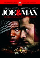 Joe and Max - German DVD cover (xs thumbnail)