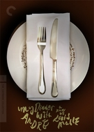 My Dinner with Andre - DVD movie cover (xs thumbnail)