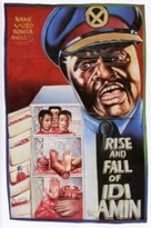 Rise and Fall of Idi Amin - Movie Poster (xs thumbnail)