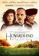Howards End - Swedish Re-release movie poster (xs thumbnail)