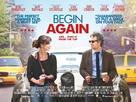Begin Again - British Movie Poster (xs thumbnail)