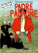 Padre padrone - French Movie Poster (xs thumbnail)