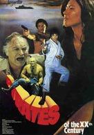 Piraty XX veka - Soviet Movie Poster (xs thumbnail)