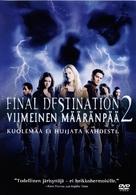 Final Destination 2 - Finnish DVD movie cover (xs thumbnail)