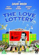 The Love Lottery - British Movie Cover (xs thumbnail)