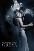 Fifty Shades Darker - Polish Movie Cover (xs thumbnail)