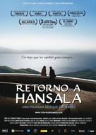Retorno a Hansala - Spanish Movie Poster (xs thumbnail)