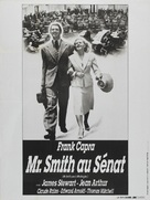 Mr. Smith Goes to Washington - French Re-release movie poster (xs thumbnail)