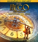 Hugo - Czech Blu-Ray cover (xs thumbnail)