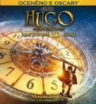 Hugo - Czech Blu-Ray movie cover (xs thumbnail)