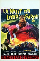 The Curse of the Werewolf - Belgian Movie Poster (xs thumbnail)