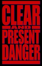 Clear And Present Danger - Logo (xs thumbnail)