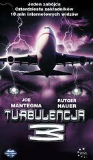 Turbulence 3: Heavy Metal - Polish VHS cover (xs thumbnail)