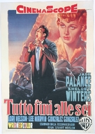 I Died a Thousand Times - Italian Theatrical movie poster (xs thumbnail)