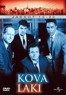 """Law & Order"" - Finnish DVD movie cover (xs thumbnail)"