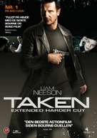 Taken - Danish DVD cover (xs thumbnail)