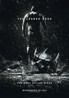 The Dark Knight Rises - Swedish Movie Poster (xs thumbnail)
