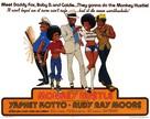 The Monkey Hu$tle - Movie Poster (xs thumbnail)