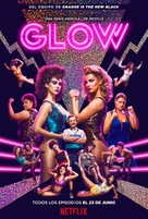 """GLOW"" - Spanish Movie Poster (xs thumbnail)"