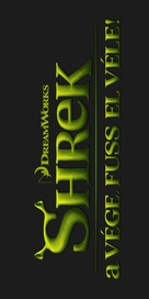 Shrek Forever After - Hungarian Logo (xs thumbnail)