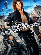 The Three Musketeers - Movie Cover (xs thumbnail)