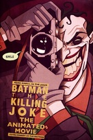 Batman: The Killing Joke - Movie Poster (xs thumbnail)