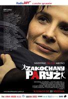 Paris, je t'aime - Polish Movie Poster (xs thumbnail)