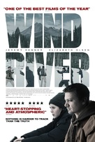 Wind River - British Movie Poster (xs thumbnail)