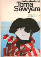 """""""Les aventures de Tom Sawyer"""" - Czech Movie Poster (xs thumbnail)"""