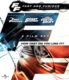 The Fast and the Furious - Blu-Ray cover (xs thumbnail)