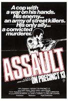 Assault on Precinct 13 - Australian Movie Poster (xs thumbnail)