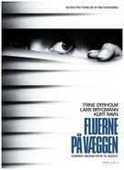 Fluerne på væggen - Danish Movie Poster (xs thumbnail)
