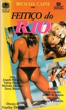 Blame It on Rio - Brazilian VHS cover (xs thumbnail)