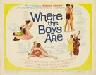 Where the Boys Are - Movie Poster (xs thumbnail)