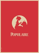 Populaire - French Movie Poster (xs thumbnail)