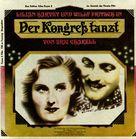 Der Kongreß tanzt - German Movie Cover (xs thumbnail)