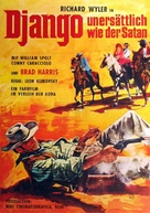 Hombre vino a matar, Un - German Movie Poster (xs thumbnail)