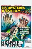 Asylum - Belgian Movie Poster (xs thumbnail)