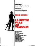 The Little Drummer Girl - French Movie Poster (xs thumbnail)