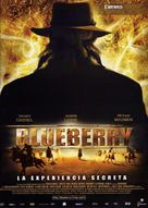 Blueberry - Spanish Movie Poster (xs thumbnail)