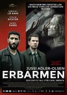 Kvinden i buret - Swiss Movie Poster (xs thumbnail)