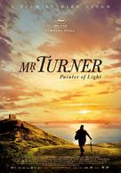 Mr. Turner - Swiss Movie Poster (xs thumbnail)