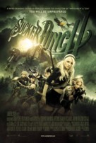 Sucker Punch - Danish Movie Poster (xs thumbnail)