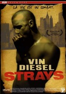 Strays - French DVD movie cover (xs thumbnail)