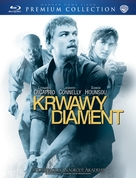 Blood Diamond - Polish Blu-Ray movie cover (xs thumbnail)