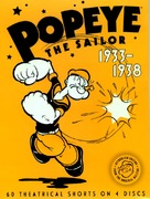 Popeye the Sailor - DVD cover (xs thumbnail)